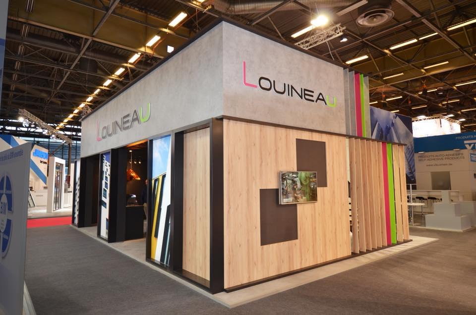 Louineau, concepteur et fabricant de solutions - Salon Batimat