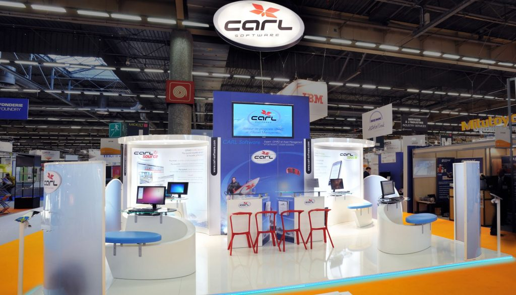 Exhibition Stand Wraps : Reusable exhibition stands specifically designed for repeated setups